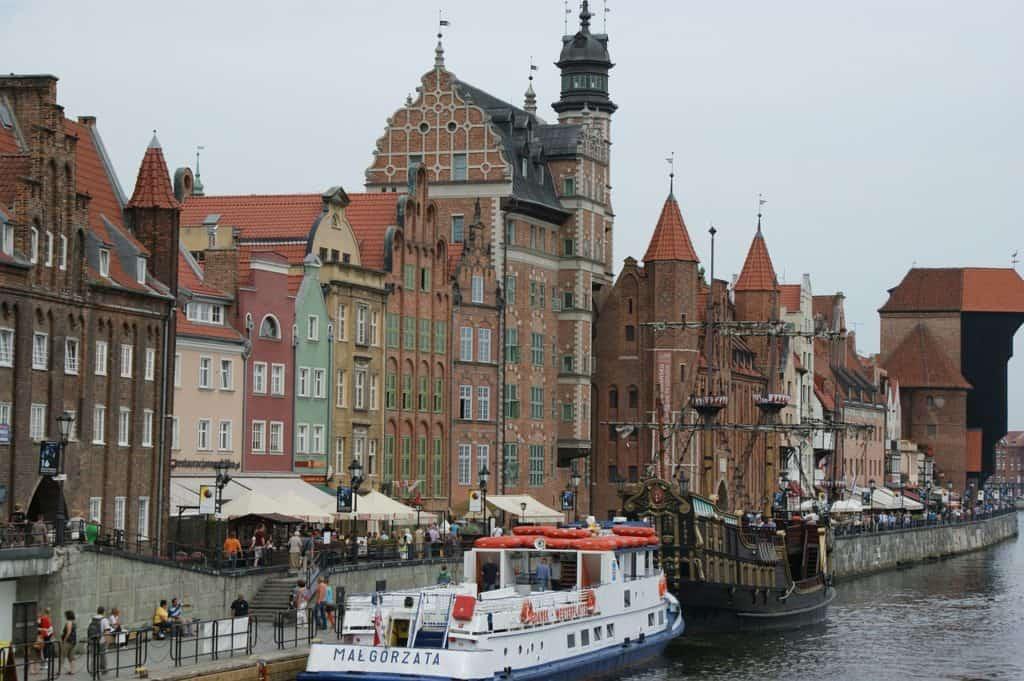 gdańsk - rejs na westerplatte