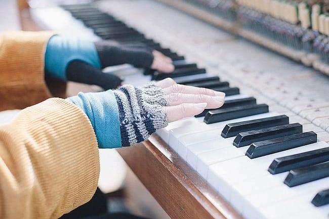 Imrezy w Gdańsku - Gdańska jesień pianisty