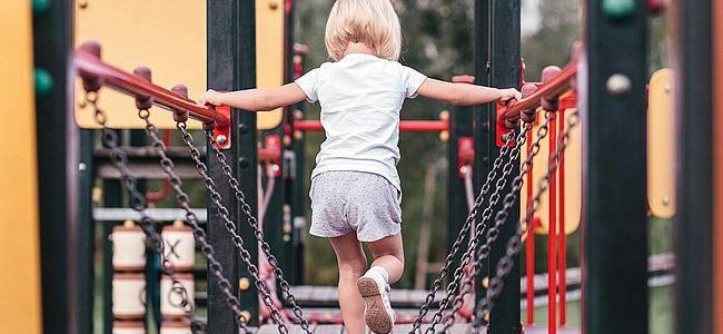 Kraina Zabawy dla dzieci w Parku Reagana Gdańsk