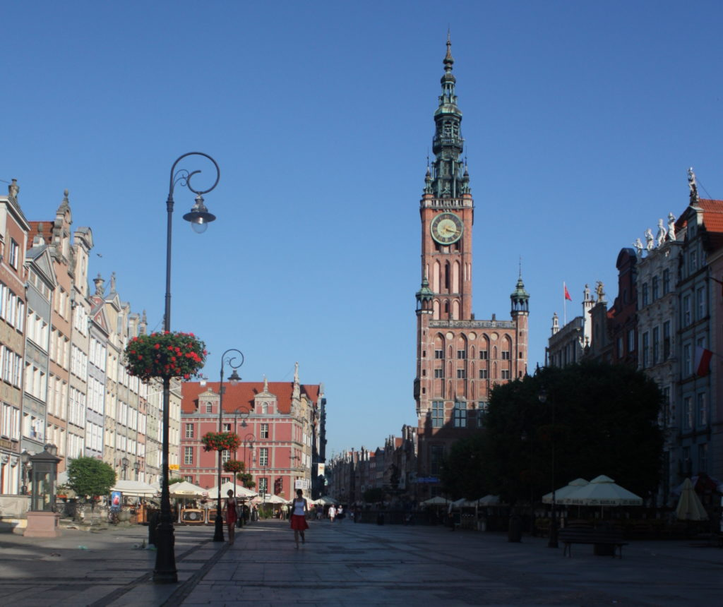 atrakcje historyczne w Gdańsku