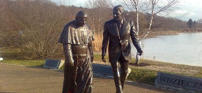 Park Ronalda Reagana w Gdansku