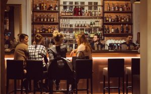 Restauracje w Gdańsku Eliksir Cocktail Bar Restauracja